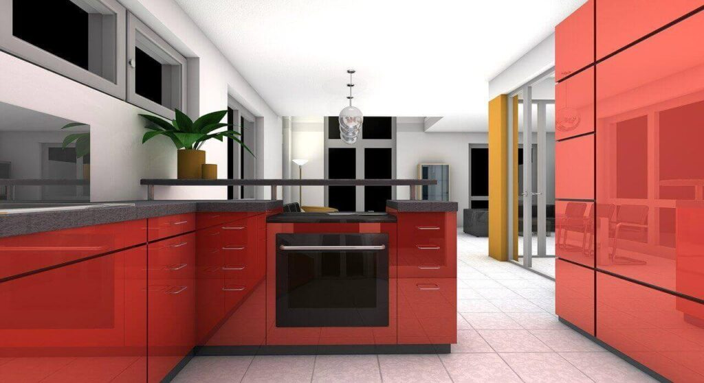 Expensive Kitchen Remodeling